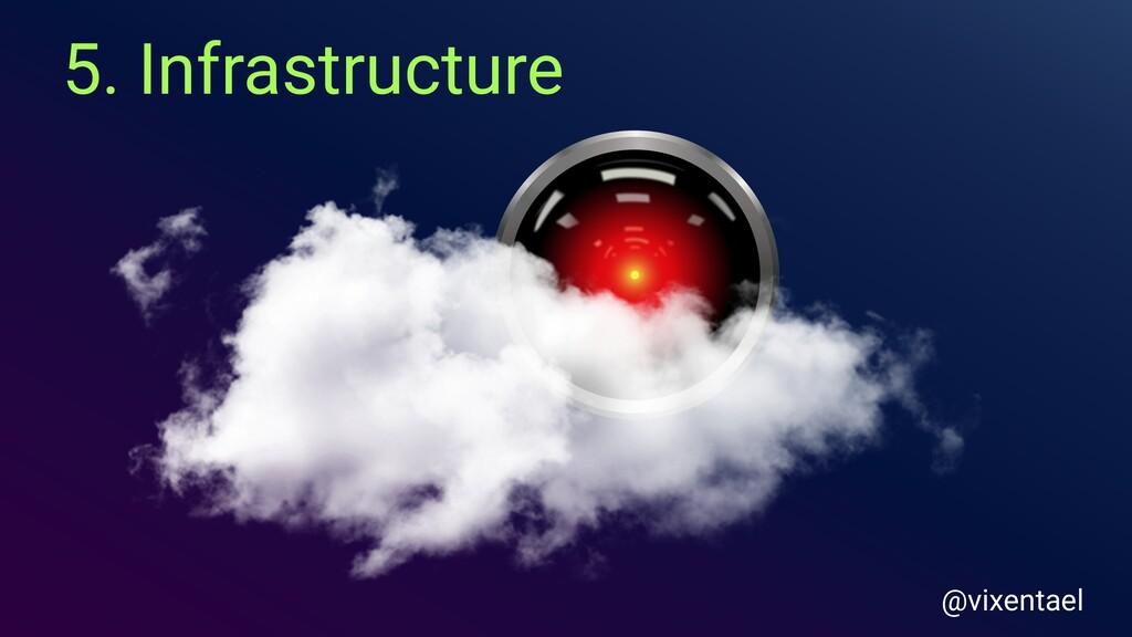 5. Infrastructure @vixentael