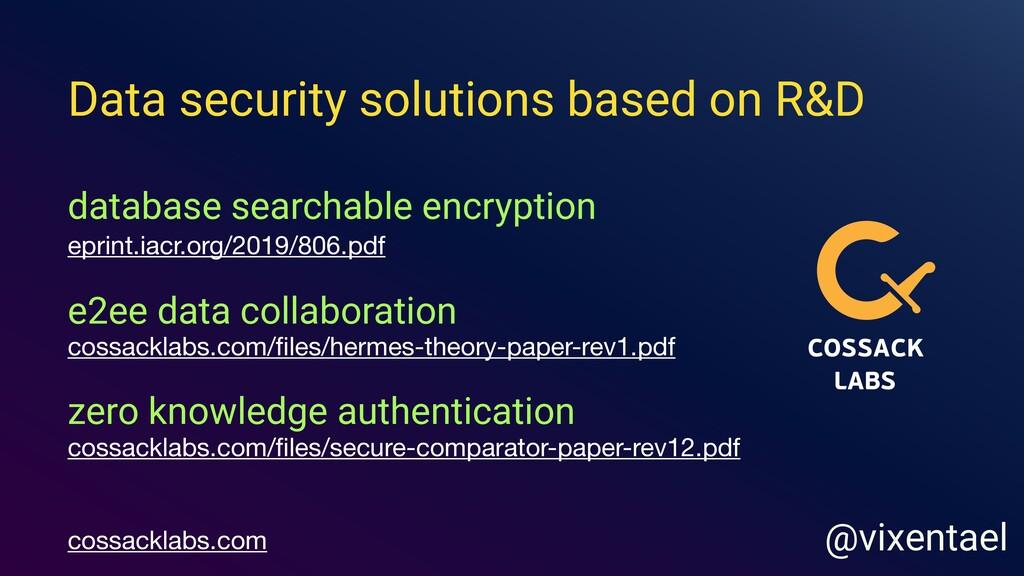 database searchable encryption eprint.iacr.org/...