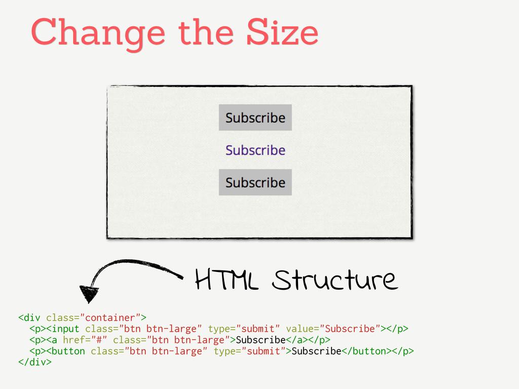 """<div class=""""container""""> <p><input class=""""btn bt..."""