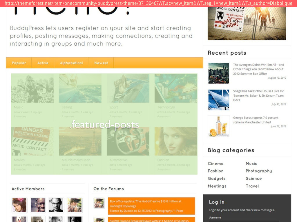 .featured-posts http://themeforest.net/item/one...