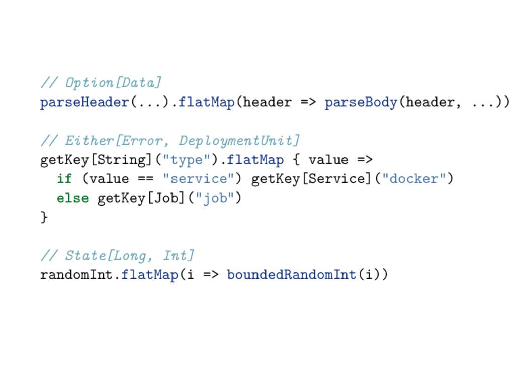 // Option[Data] parseHeader(...).flatMap(header...