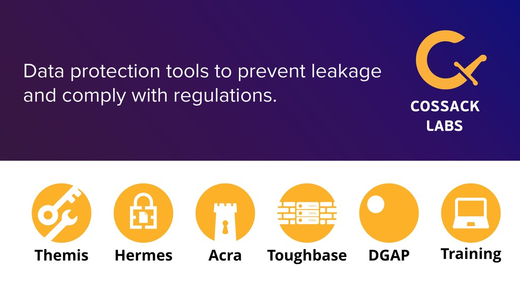 Data protection tools to prevent leakage and co...
