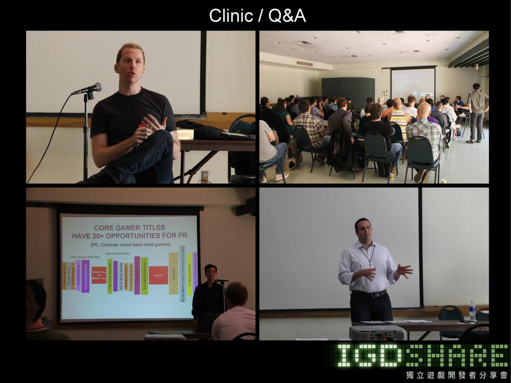 Clinic / Q&A
