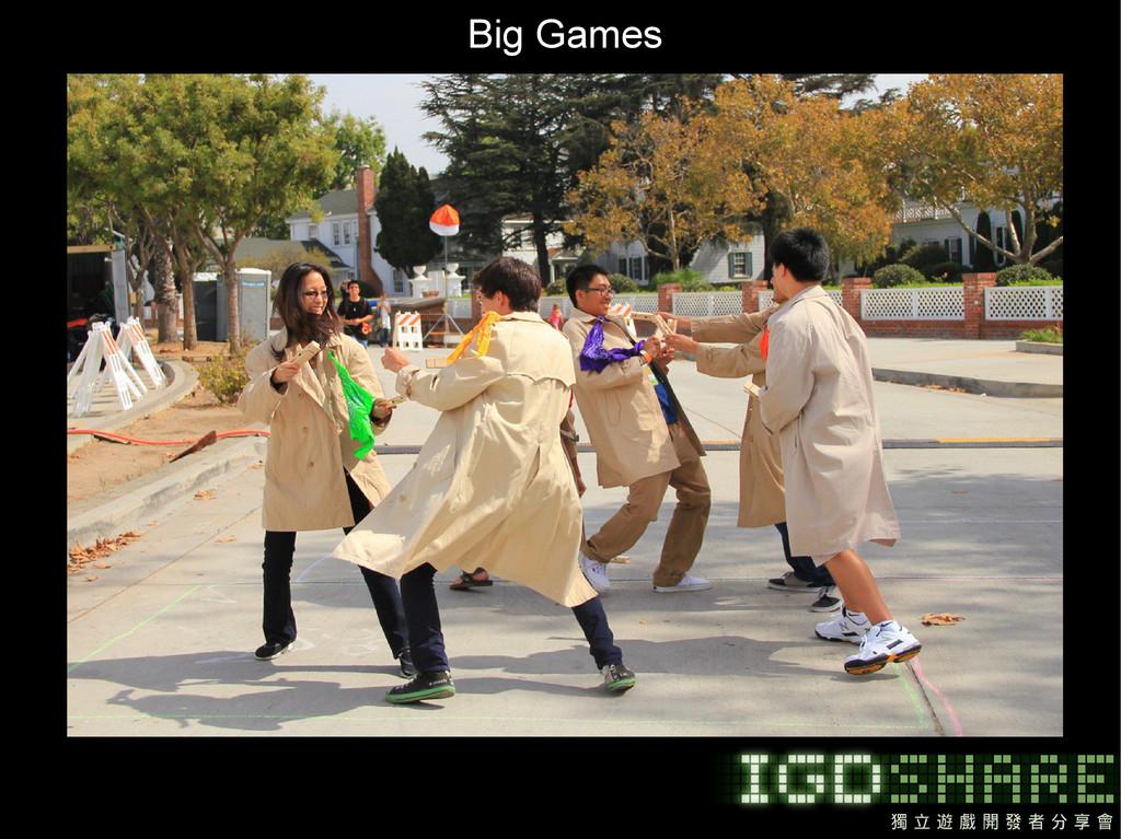 Big Games