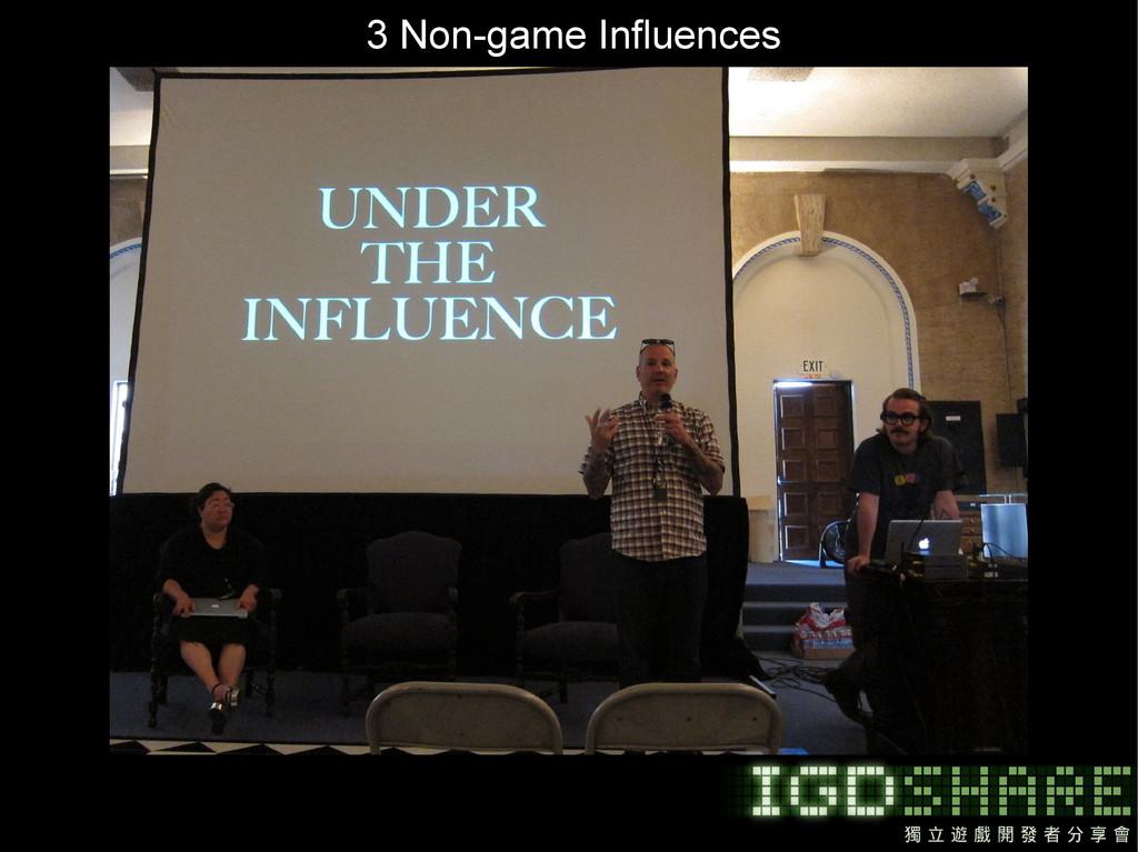 3 Non-game Influences