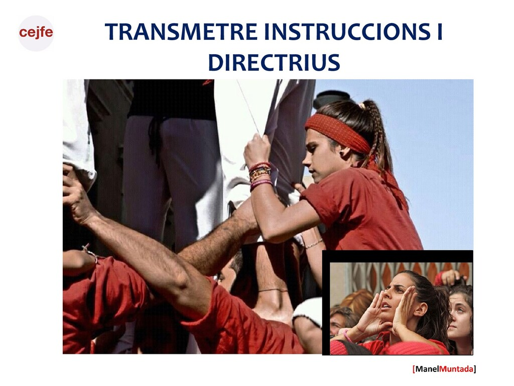 TRANSMETRE INSTRUCCIONS I DIRECTRIUS