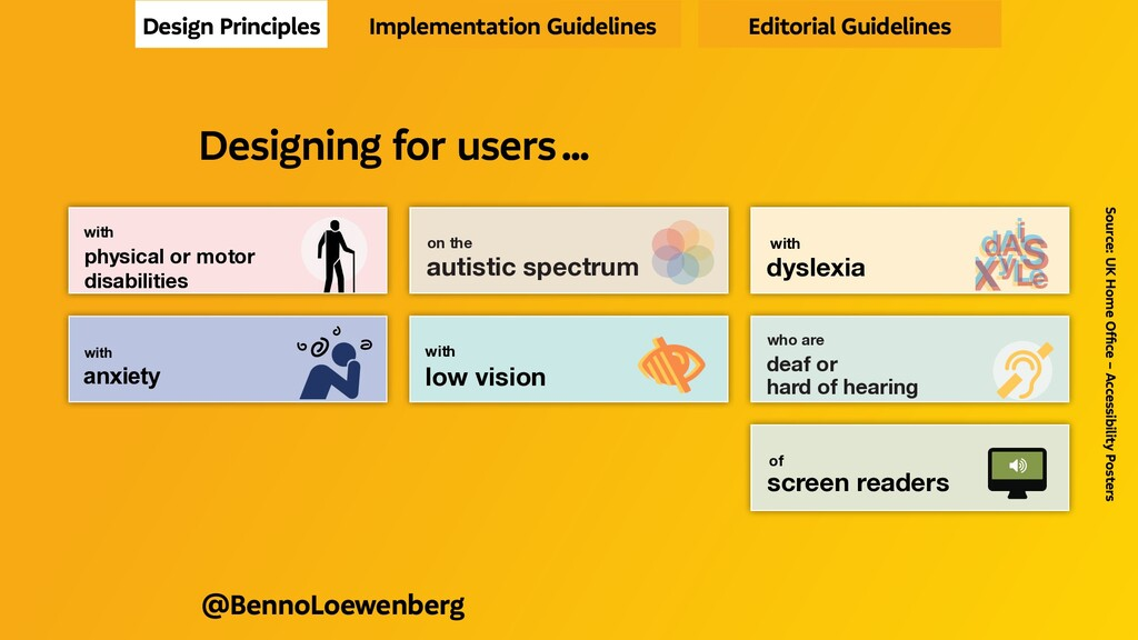 Designing for users who are deaf or hard of hea...