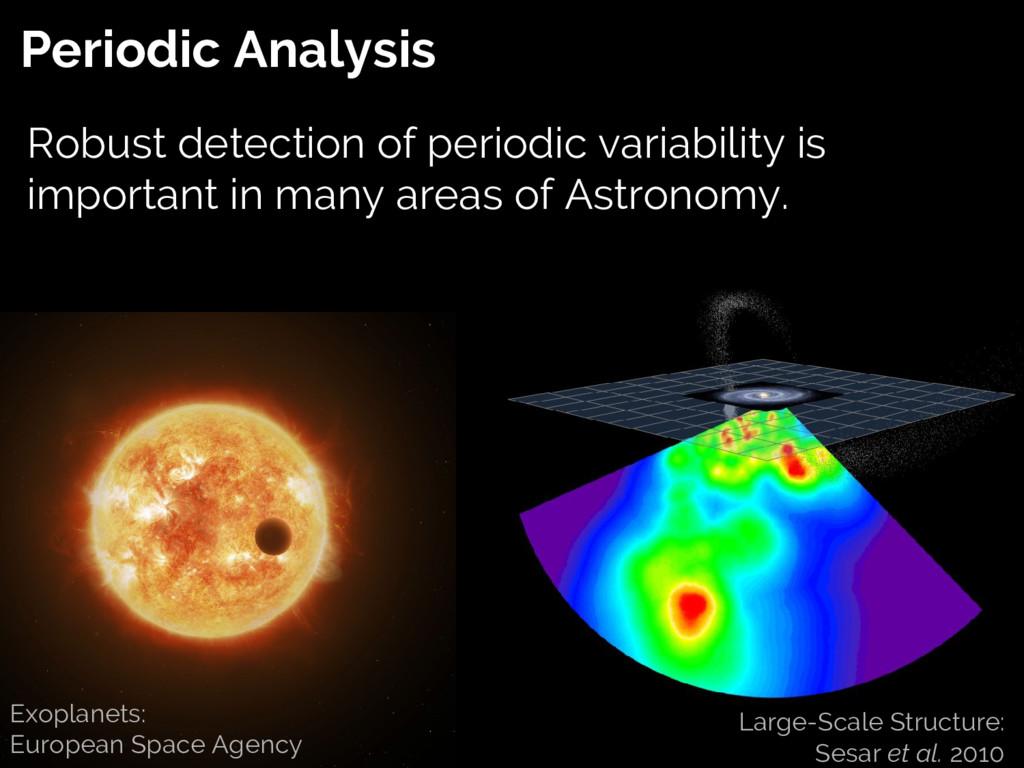 Jake VanderPlas Periodic Analysis Large-Scale S...