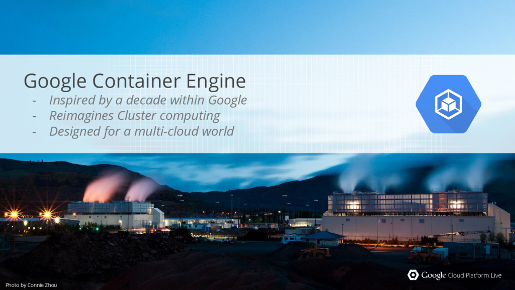 Google Container Engine - Inspired by a decade ...