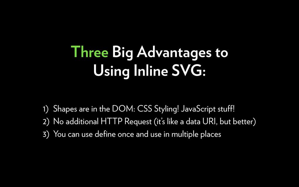 Three Big Advantages to Using Inline SVG: 1) Sh...