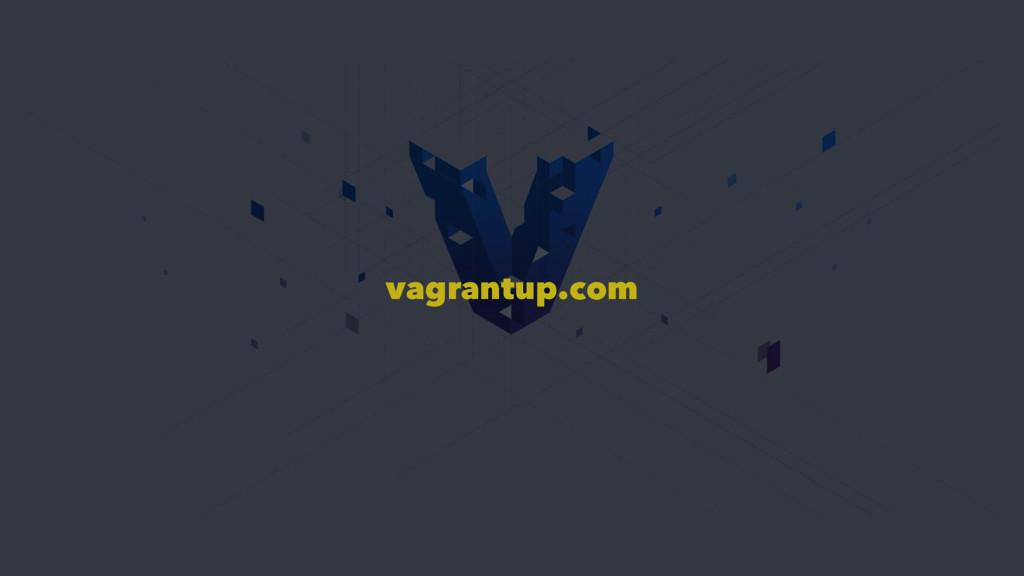 vagrantup.com
