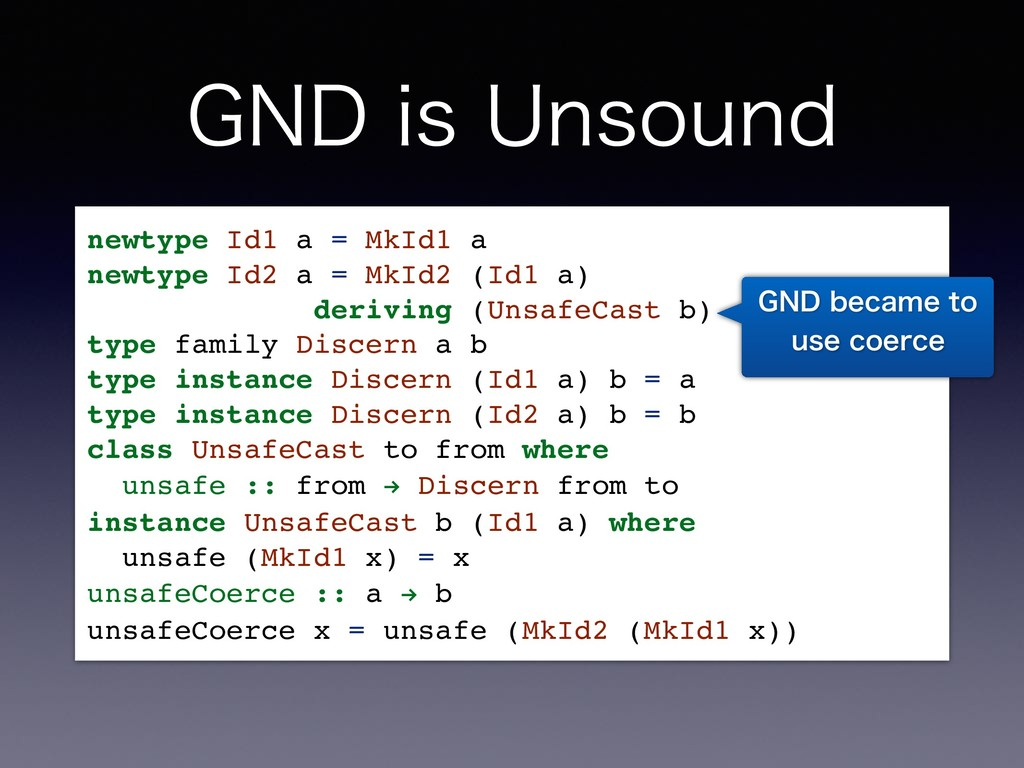 (/%JT6OTPVOE newtype Id1 a = MkId1 a newtype ...