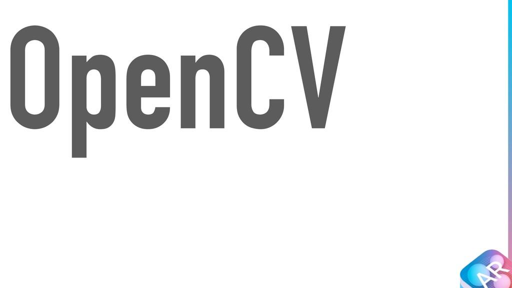 OpenCV