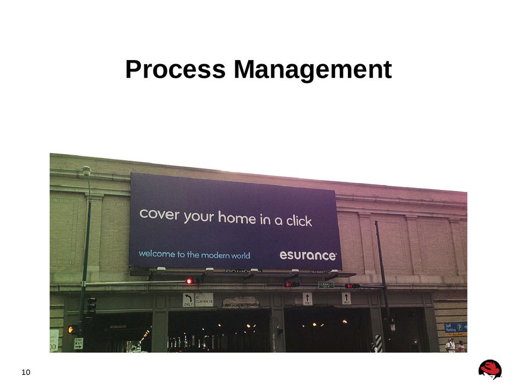 10 Process Management
