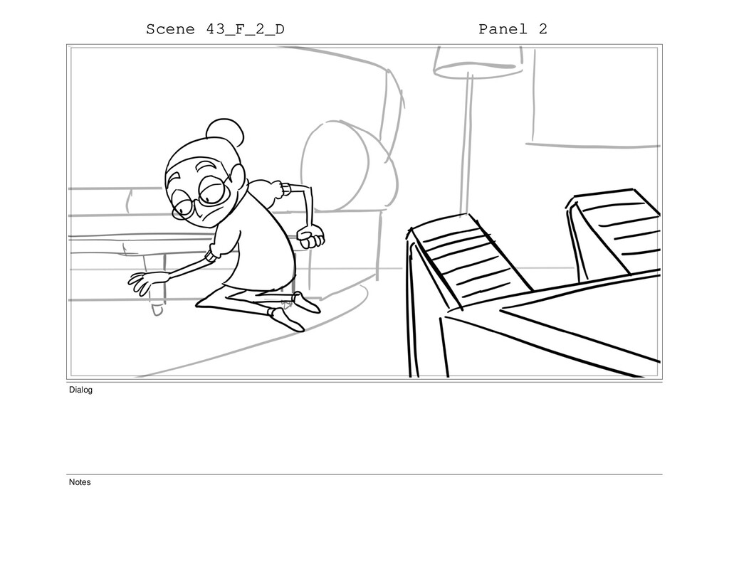 Scene 43_F_2_D Panel 2 Dialog Notes