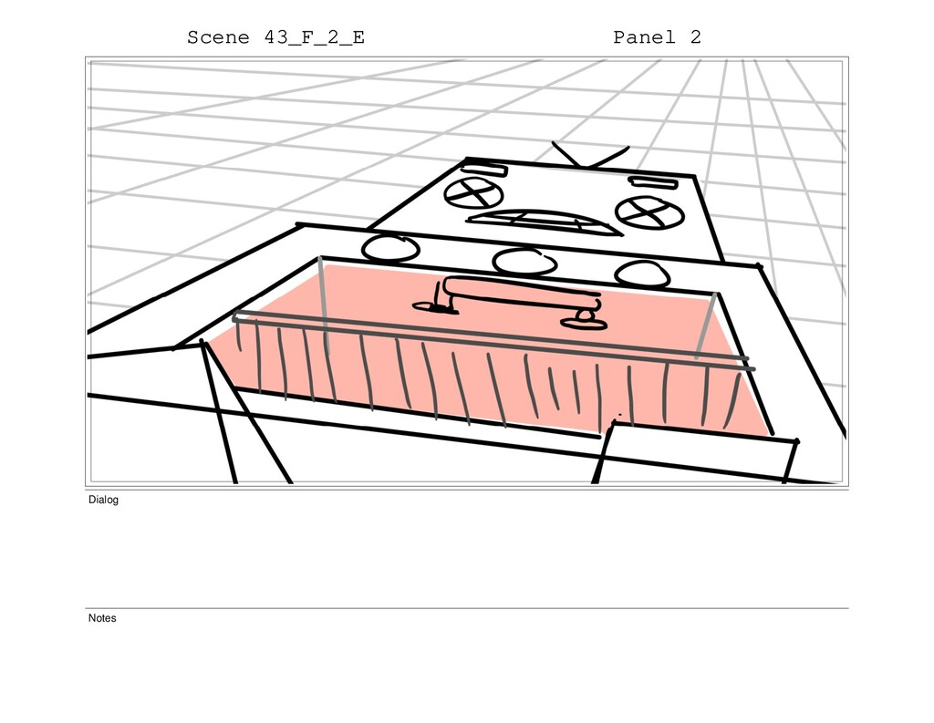 Scene 43_F_2_E Panel 2 Dialog Notes