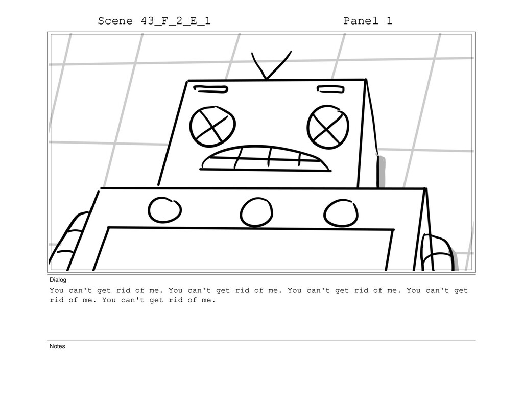 Scene 43_F_2_E_1 Panel 1 Dialog You can't get r...