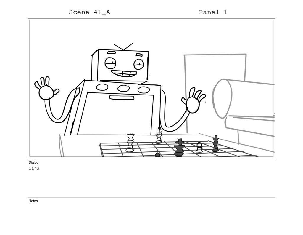 Scene 41_A Panel 1 Dialog It's Notes