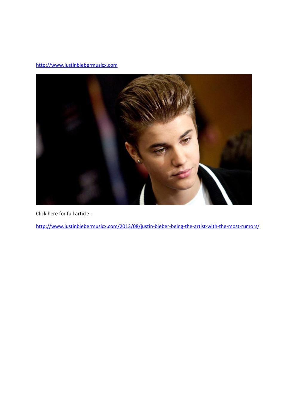 http://www.justinbiebermusicx.com Click here fo...