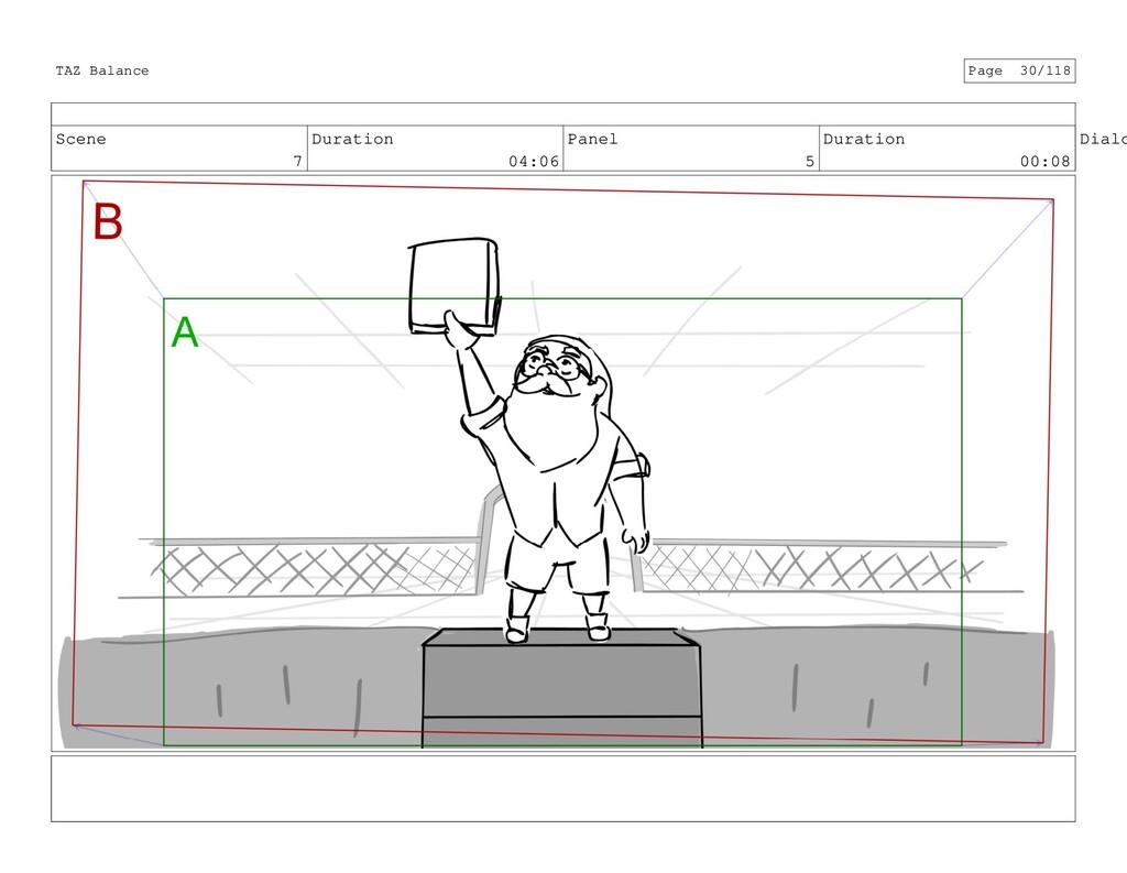Scene 7 Duration 04:06 Panel 5 Duration 00:08 D...
