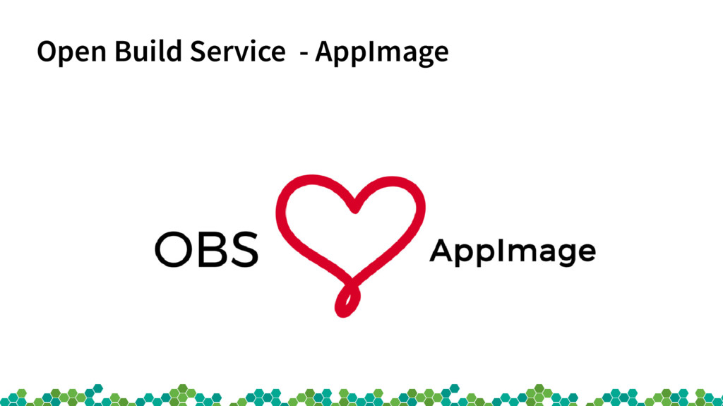 Open Build Service - AppImage