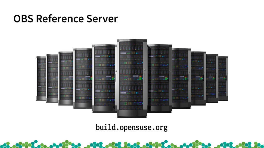 OBS Reference Server build.opensuse.org