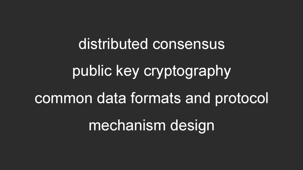 distributed consensus public key cryptography c...