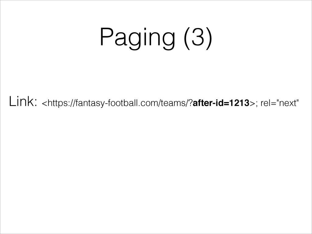 Paging (3) Link: <https://fantasy-football.com/...
