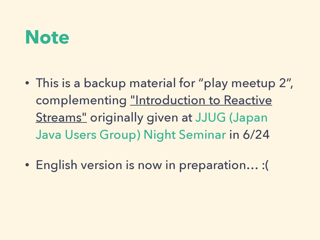 """Note • This is a backup material for """"play meet..."""