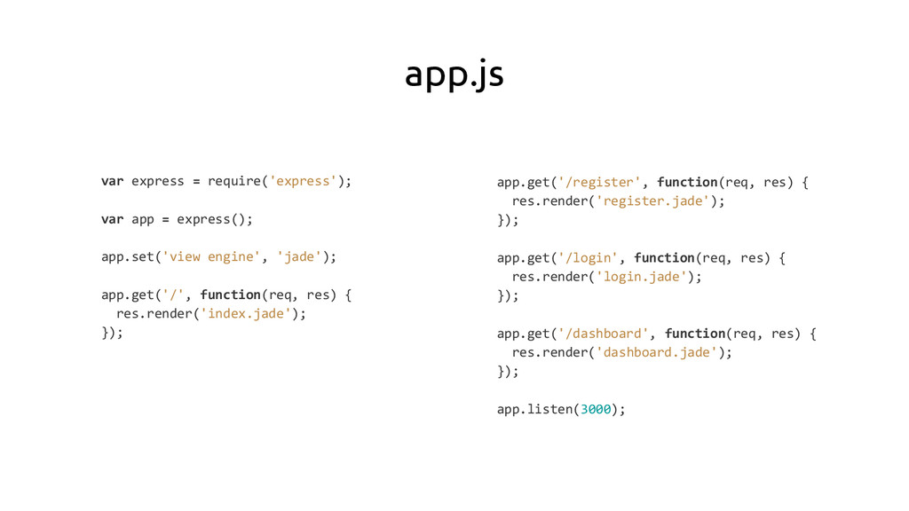 app.js var express = require('express'); var ap...