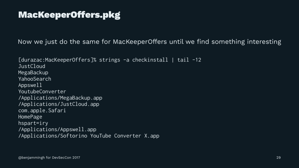 MacKeeperOffers.pkg Now we just do the same for...