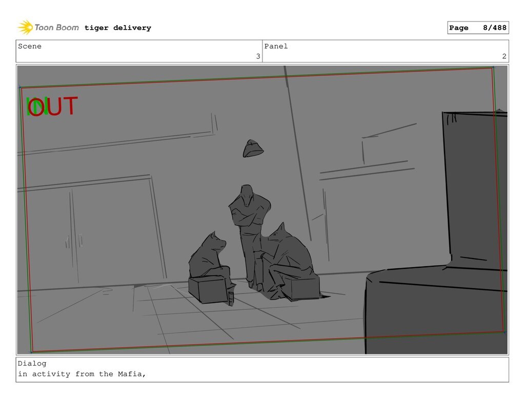 Scene 3 Panel 2 Dialog in activity from the Maf...