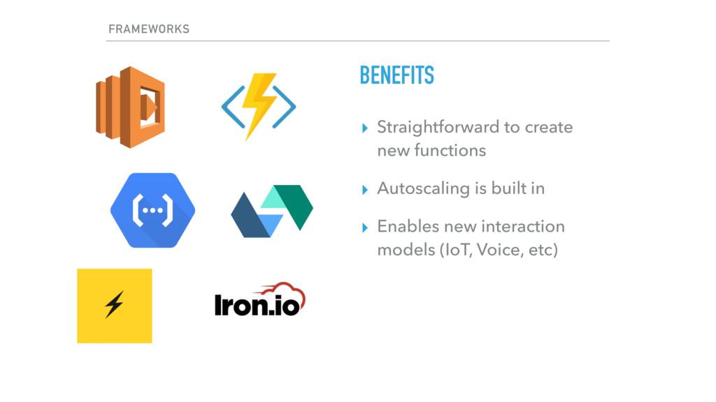 ▸ Straightforward to create new functions ▸ Aut...