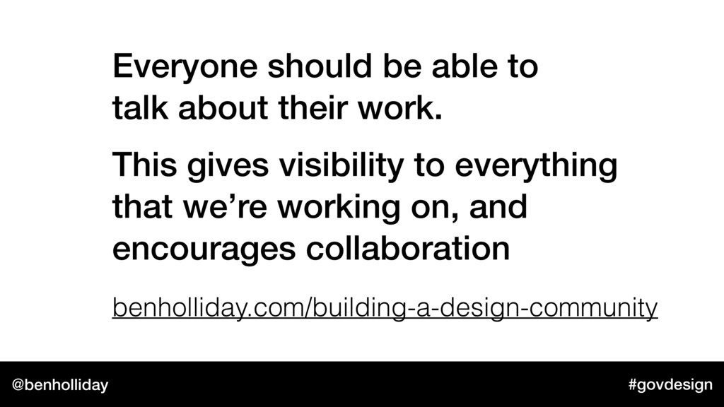 @benholliday #govdesign Everyone should be able...