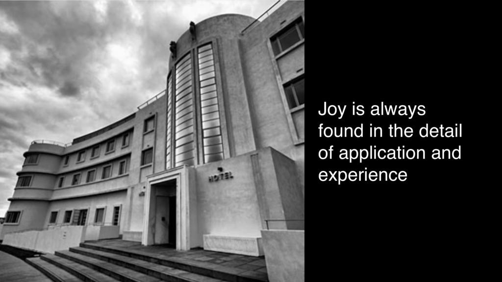 @benholliday #govdesign Joy is always found in ...