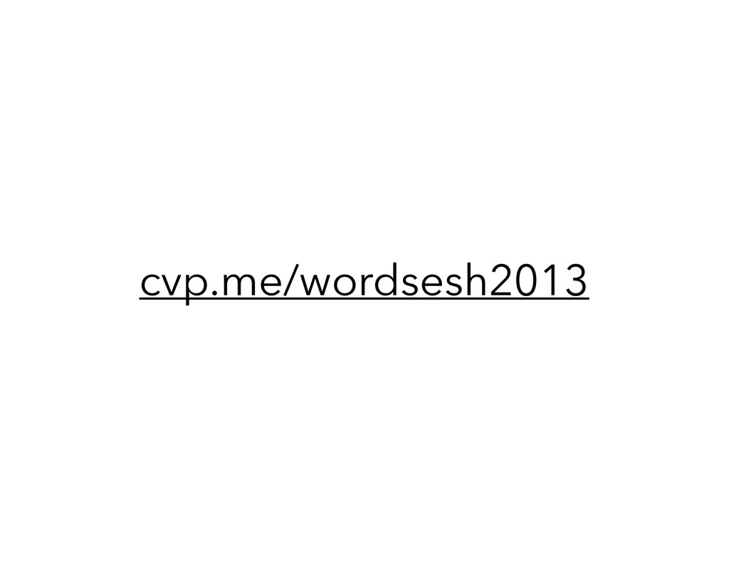 cvp.me/wordsesh2013