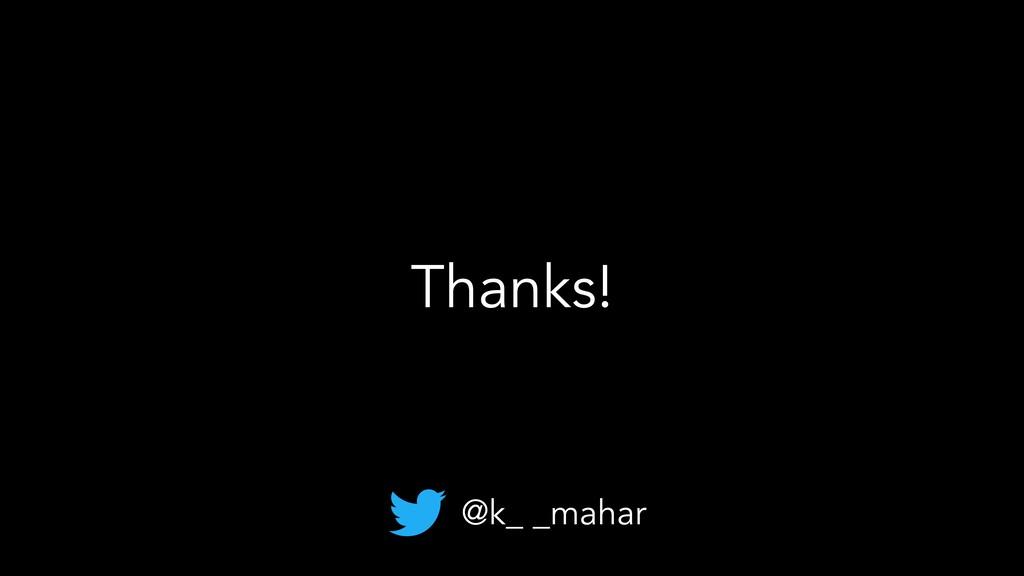 Thanks! @k_ _mahar