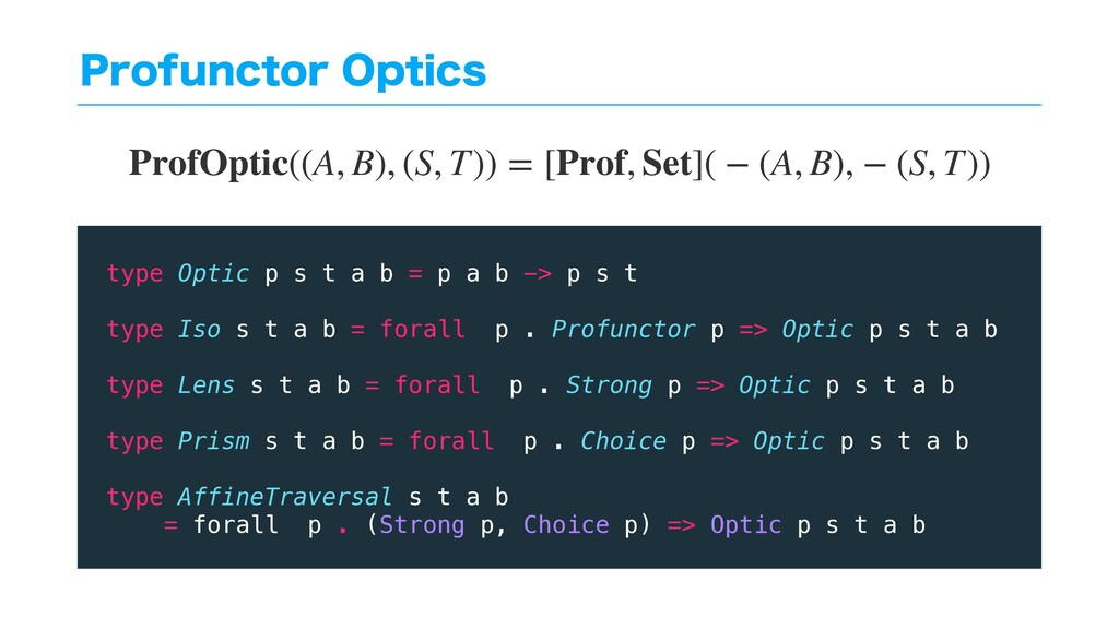 1SPGVODUPS0QUJDT ProfOptic((A, B), (S, T)) = [...