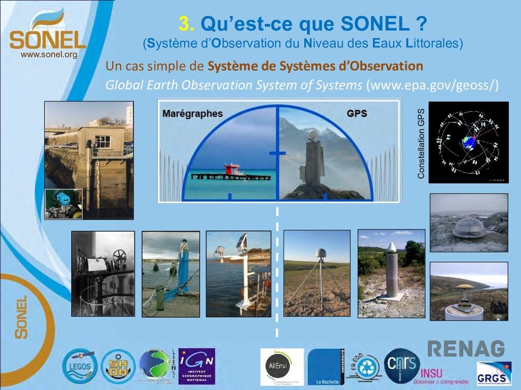www.sonel.org Un cas simple de Système de Systè...