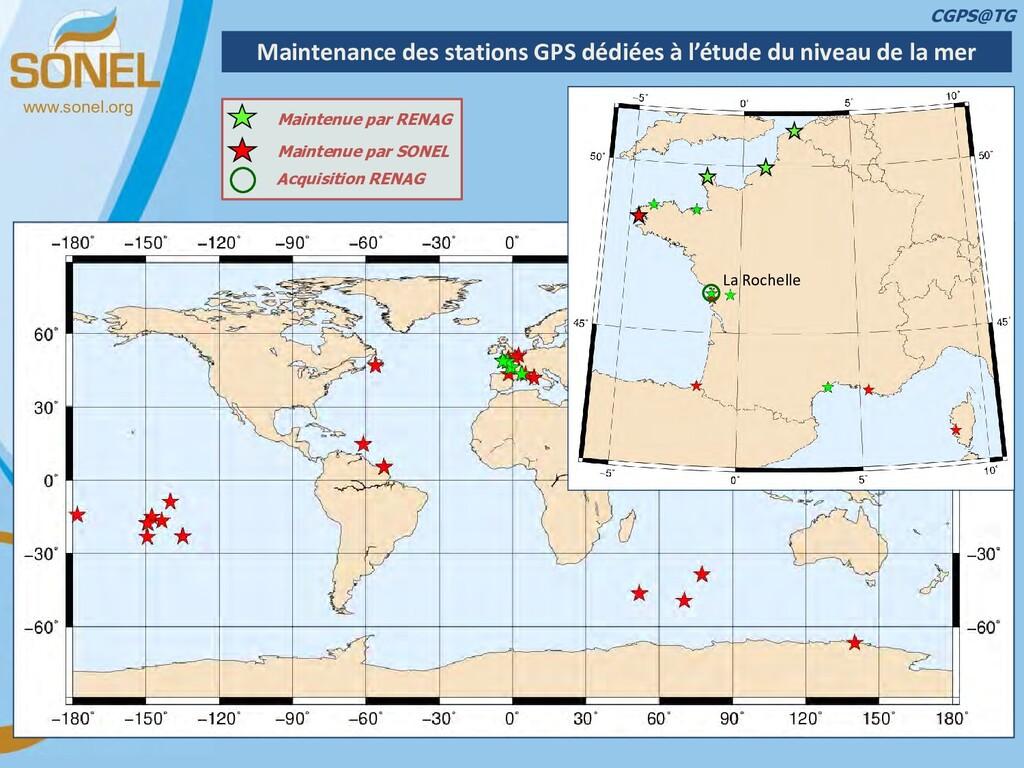 www.sonel.org Maintenance des stations GPS dédi...