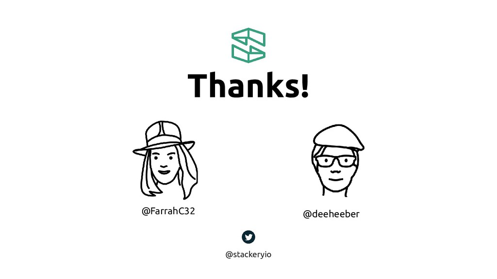 Thanks! @stackeryio @FarrahC32 @deeheeber
