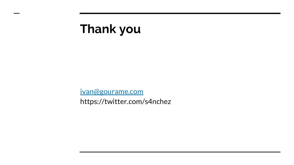 Thank you ivan@gourame.com https://twitter.com/...