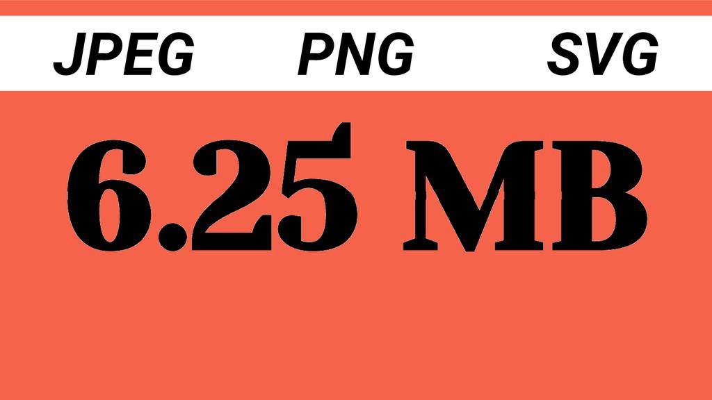 6.25 MB JPEG PNG SVG