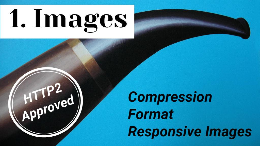 1. Images Compression Format Responsive Images ...