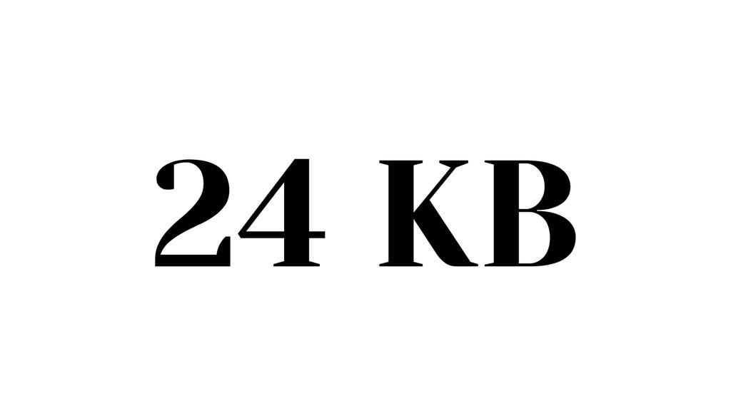 24 KB