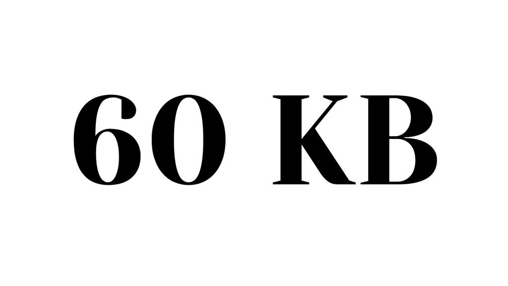 60 KB