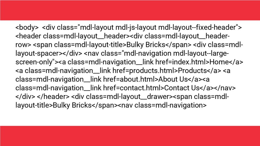 "<body> <div class=""mdl-layout mdl-js-layout mdl..."