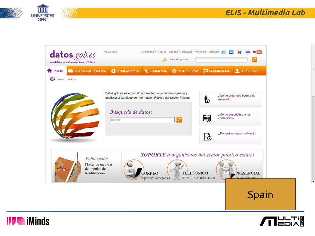 ELIS - Multimedia Lab Spain