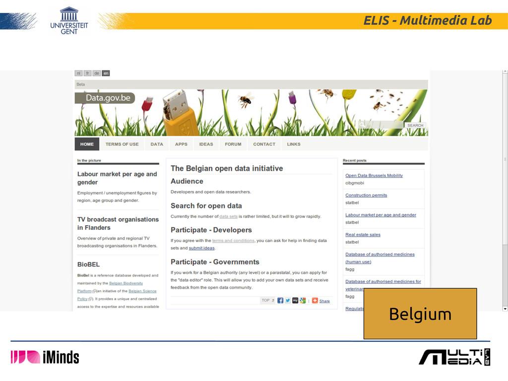 ELIS - Multimedia Lab Belgium