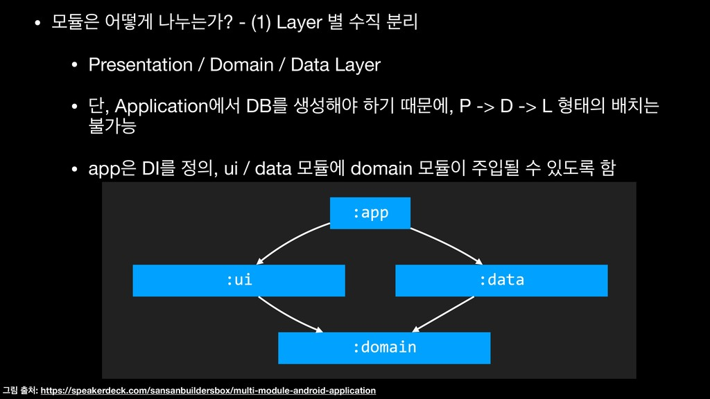 • ݽٕ যڌѱ ա־חо? - (1) Layer ߹ ࣻ ܻ࠙  • Presenta...